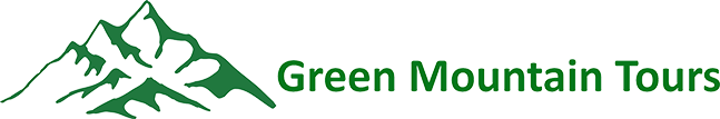 Logo for Green Mountain Tours