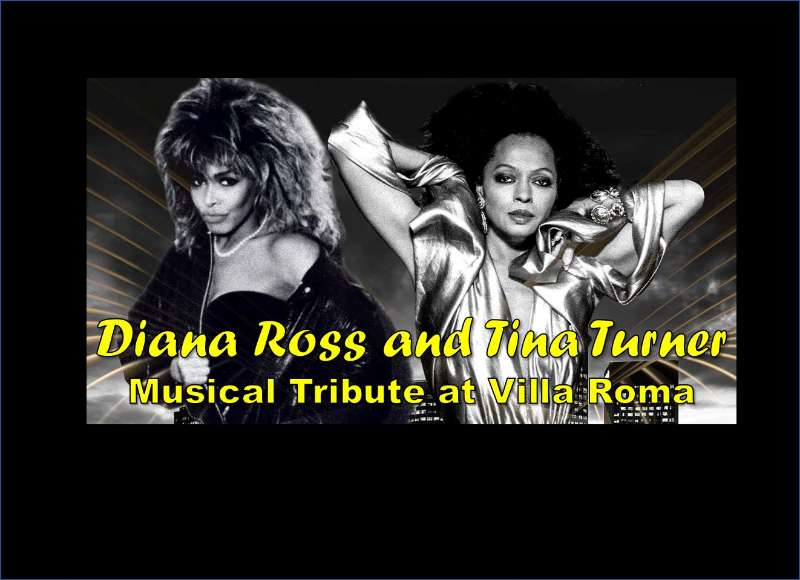 Tribute to Diana Ross and Tina Turner