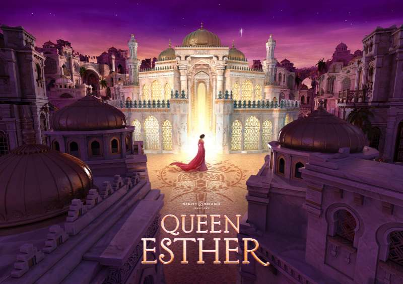 Queen Esther at Sight & Sound